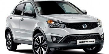 SSANGYONG ACTYON 2013-2020